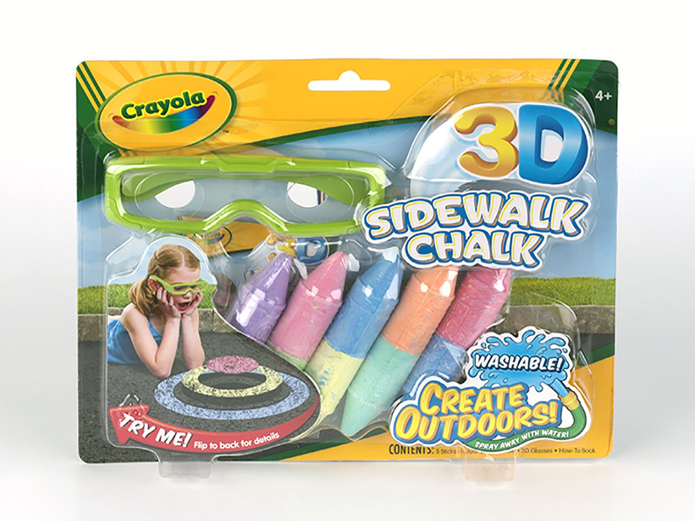 Crayola Packaging