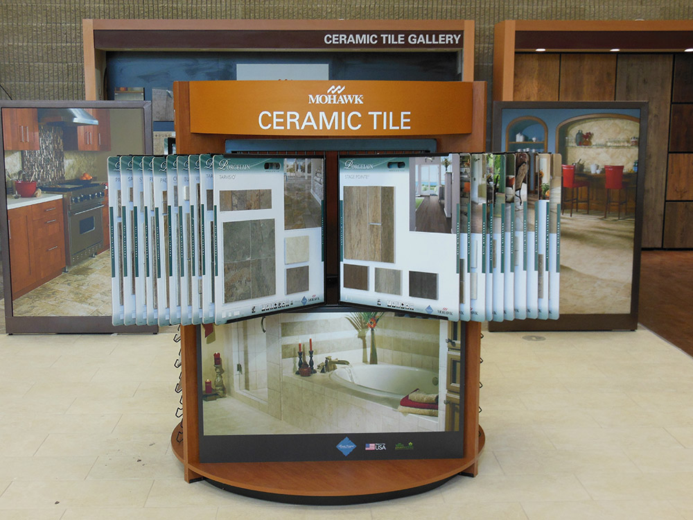 Ceramic Display